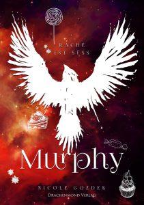 """Buchcover zu """"Murphy - Rache ist süß"""""""