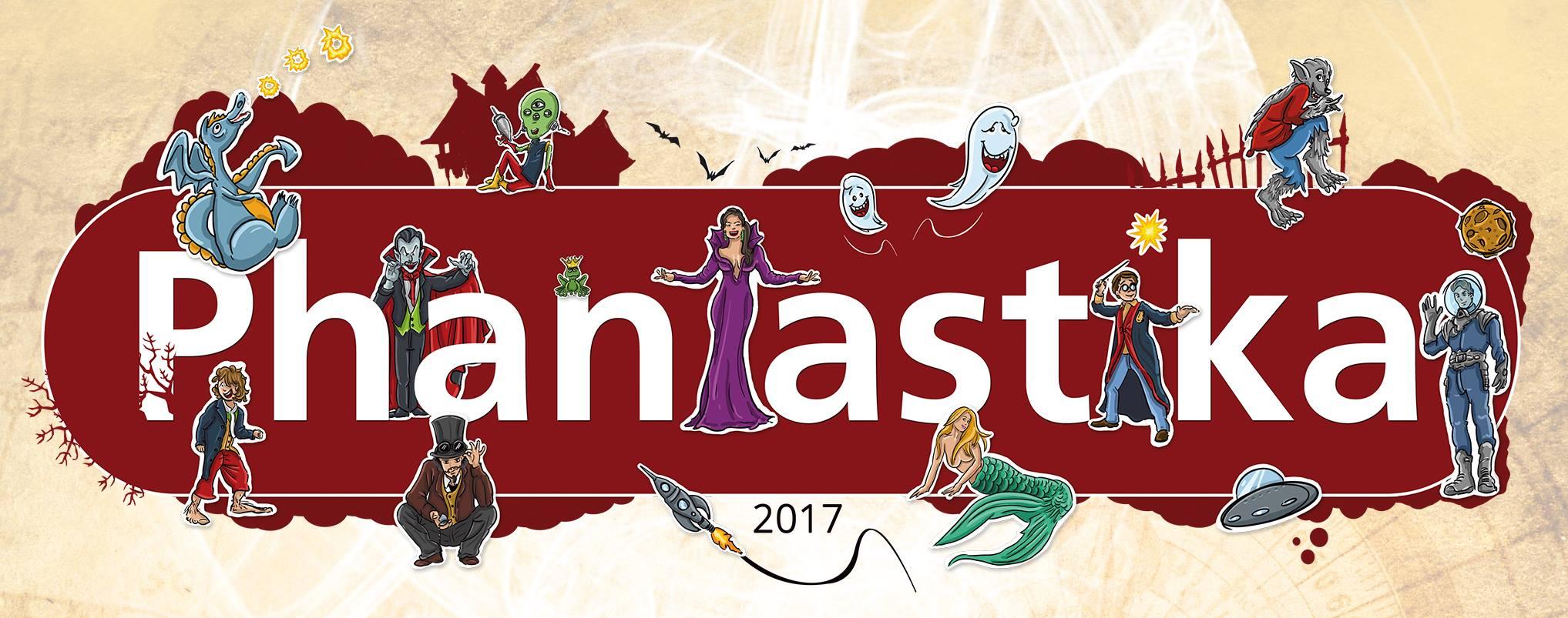 offizieller Banner der Phantastika 2017